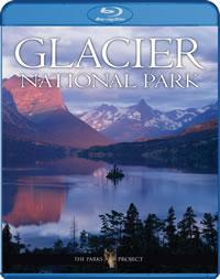 The Parks Project: Glacier National Park Blu-ray DVD
